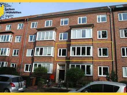 Eigentumswohnung im TOP-Zustand in Hannover-Südstadt-Bult!