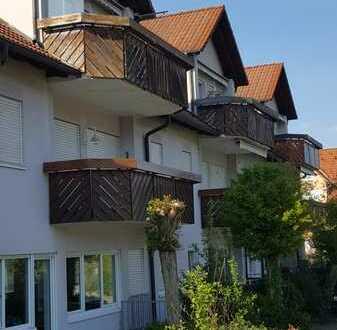 Gemütliches 1-Zimmer-Appartement Ü65 mit Balkon und Einbauküche in Fichtenberg