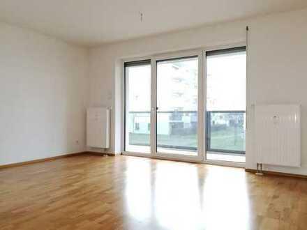 Schön geschnittene 3-Zimmerwohnung mit EBK und Balkon