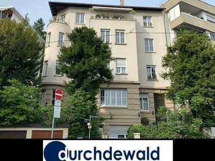 Charmante 5-Zimmer Altbau-Wohnung in zentraler Lage von Stuttgart-Nord