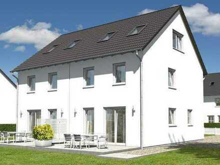 Doppelhaushälfte in Wendlingen - Fläche optimal genutzt