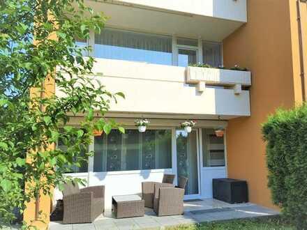 Soest Eigentumswohnung Maisonette: 4 Zimmer, Einbauküche, Balkon komplett modernisiert mit Garten