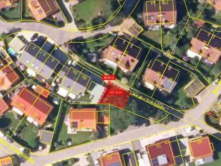 Grundstück im Stadtteil Kempten-Neuhausen zu verkaufen!