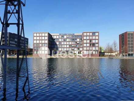 Arbeiten mit Aussicht Duisburg-Innenhafen