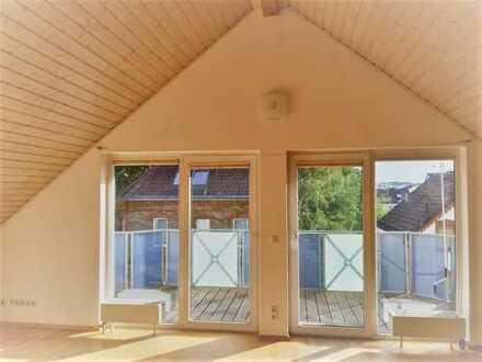 Helle 3 Zimmer Dachgeschoßwohnung frisch renoviert