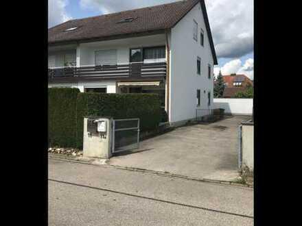 Große Doppelhaushälfte in traumhafter Lage mit Garten, Nähe Klinikum! Zentrum!