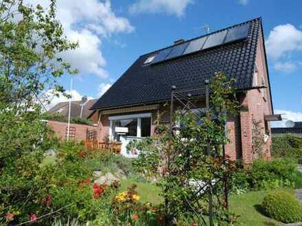 Einfamilienhaus mit herrlichem Garten in guter Lage von Travemünde