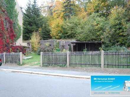 Preis gesenkt - Baugrundstück in Elsterberg