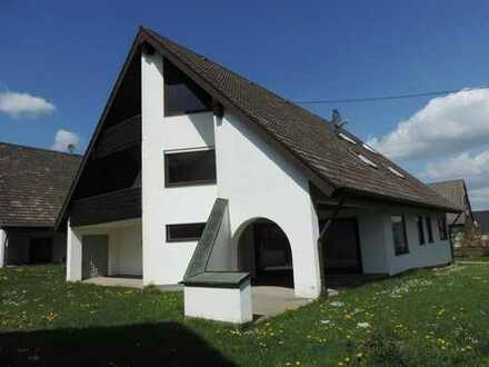 Einmalige 5-Zimmer-Wohnung in idyllischer Ortsrandlage in Tannheim