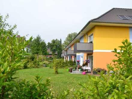 Große und helle 2-Zimmer Maisonettewohnung in Friemersheim