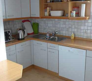 Stilvolle, gepflegte 3,5-Zimmer-Wohnung mit Balkon und EBK in Aspach