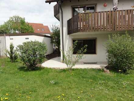 3½ Zimmer-Erdgeschosswohnung im Terrasse in Aalen-Unterrombach für Renovierer!