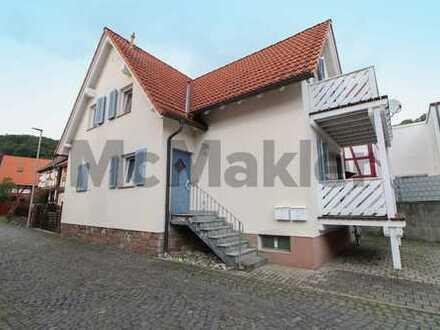 Ideale Kapitalanlage: Attraktive Lage nahe Hanau und FFM - ZFH mit 2 WE, 1 WE sicher vermietet