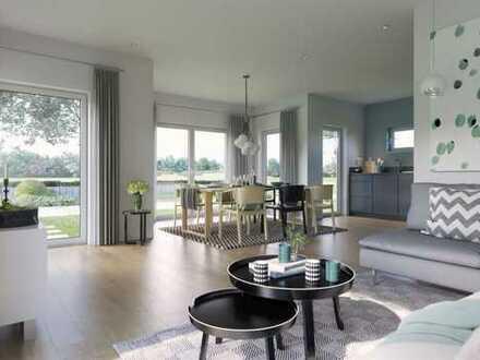 Preiswertes Einfamilienhaus abzugeben. Mietkauf möglich.