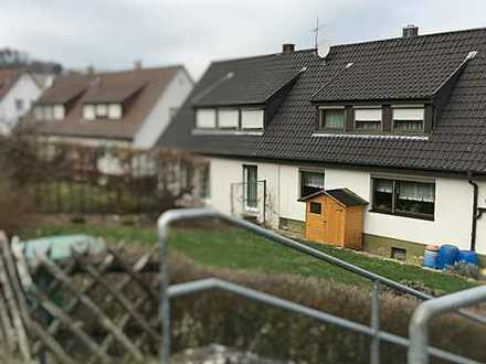 Doppelhaushälfte in ruhiger Wohnlage zu verkaufen