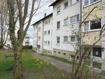 Helle 3 Zimmer Wohnung in zentraler Lage