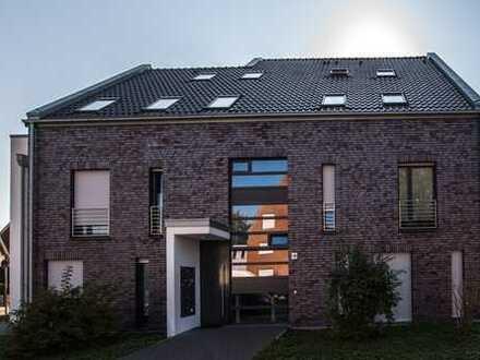 Top moderne Neubauwohnung in Gremmendorf mit besonders energiesparender Erdwärmenutzung!