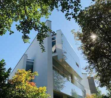 5* Architektenhaus mit Blick auf die Außenalster