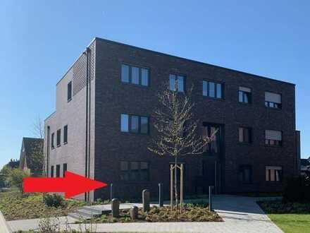Heiden - attraktive Erdgeschosswohnung mit Stellplatz Tiefgarage - Erstbezug