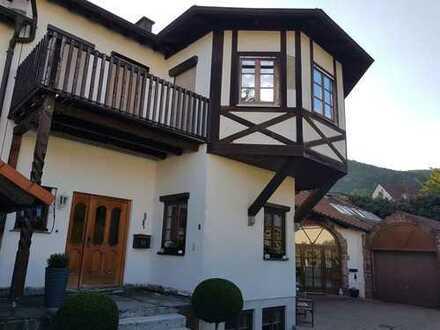 Tolle Doppelhaushälfte mit 2 separaten Wohnungen und einem Apartment im Anbau
