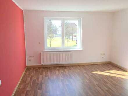 3-Zimmerwohnung im 1.OG und Wohnküche inmitten von Niesky!