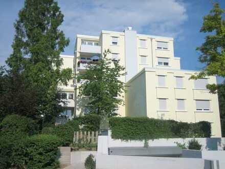 4-Zi.-Whg. mit Garten-Terrasse in ruhiger Lage von Heidelberg