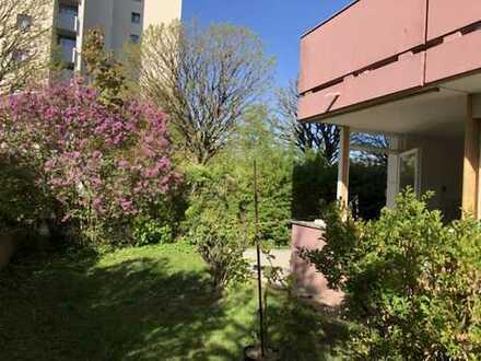 Rarität - Gartenwohnung mit stufenlosem Zugang
