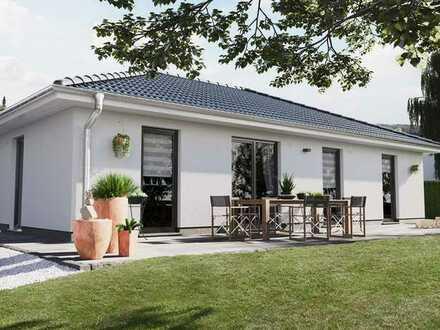 Naturverbunden Leben auf einer Ebene - Ihr Town & Country Haus in Brandenburg