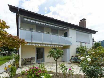 Renovierte 2-Zimmer-Einliegerwohnung in attraktiver Lage von Linsenhofen