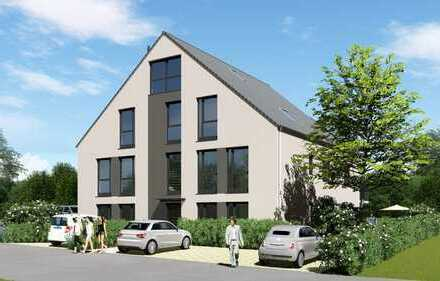 Ohne Käuferprovision: Eigentumswohnung Nr. 1 im Erdgeschoss mit großem Grundstück