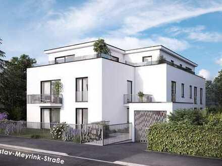 Neubau 2018 :Freundliche 2-Zimmerwohnung mit Dachterrasse