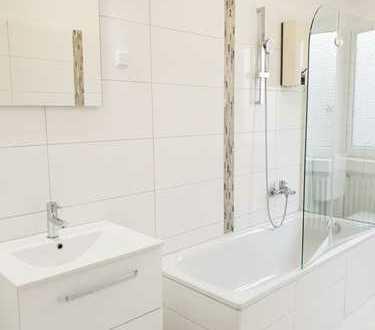 Zwischen Klinikum/Landgericht-Gepflegte 90 qm große 3,5-Zimmer-Wohnung mit Einbauküche incl. im 2.OG