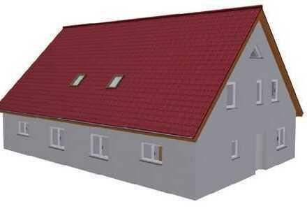 Doppelhaus/ Doppelhaushälfte