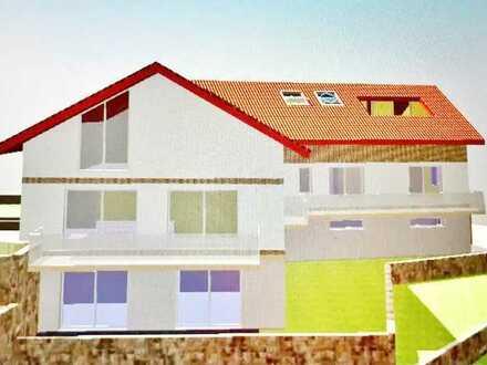 Tolles Bauträgergrundstück zum Bau eines Mehrfamilienhauses