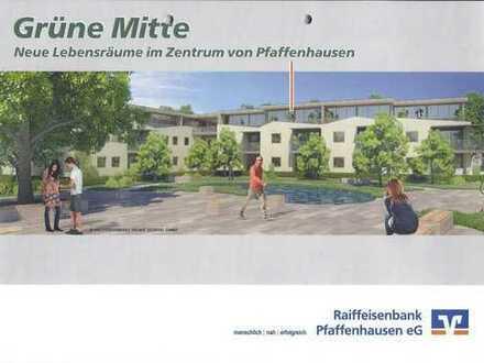 Schöne zwei Zimmer Wohnung (Penthaus) in Pfaffenhausen
