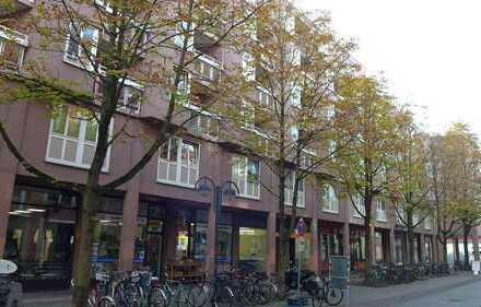 Vermietetes 1-Zimmer-Apartment mit Loggia und TG-Stellplatz am Kronenplatz