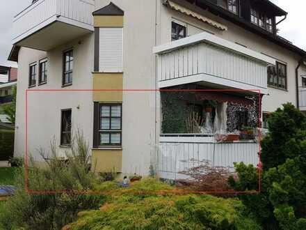 Für Kapitalanleger - vermietete Eigentumswohnung in ruhiger Wohnlage mit Garagen-Stellplatz