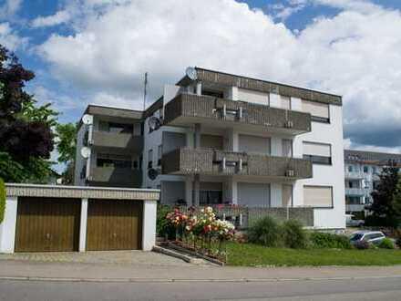Modernisierte 3,5-Zimmer-Wohnung mit Balkon und Einbauküche in Großbottwar