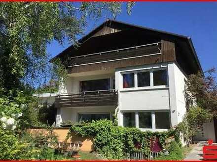 Wohnhaus am Waldrand von Eberstadt