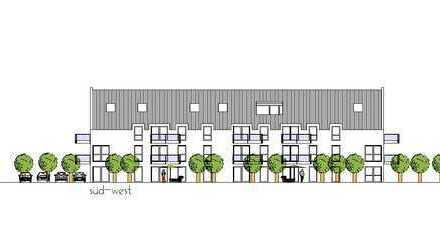 Neubau Eigentumswohnungen mit Aufzug in Bad Lippspringe