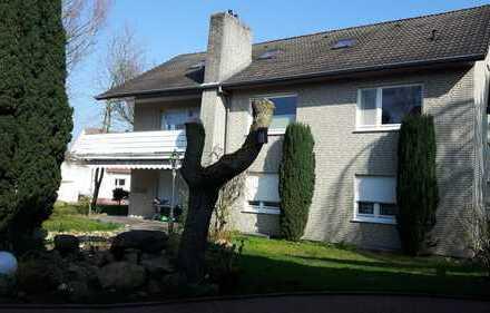 Günstige 4 Zimmer-EG-Wohnung zentral in CLP, ideal für Gartenliebhaber, Rentner, Familie