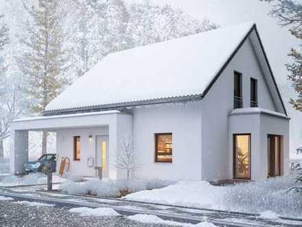 Hier erwartet Sie eine ländlich ruhige Wohnlage!