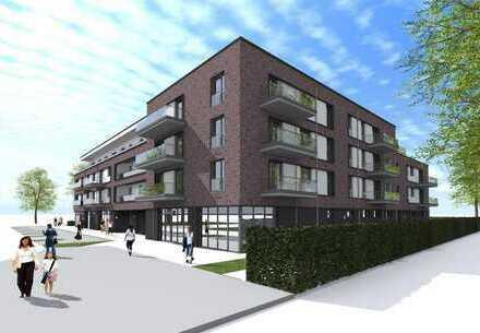 Erstbezug mit EBK und Balkon: Schöne 3-Zimmer-Wohnung in Poppenbüttel, Hamburg