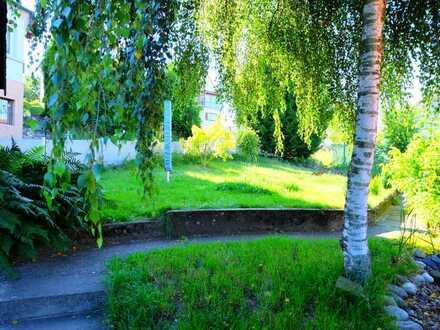 Direkter Gartenzugang für Ihre kleine Familie zzgl. 2 Gewerbeeinheiten