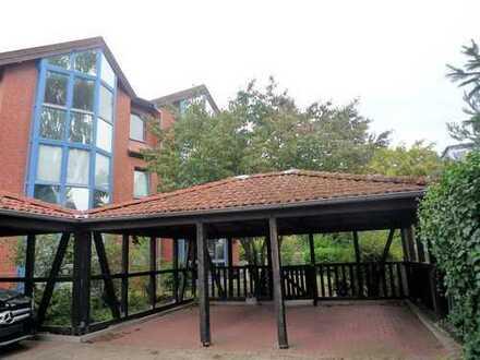 Attraktive 2-Zimmer-Wohnung mit Balkon in bester Wohnlage
