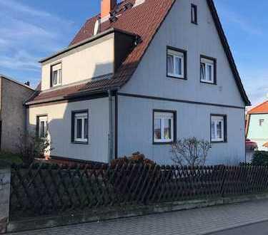 Kleines Einfamilienhaus in Erfurt-Marbach mit teilbaren Traumgrundstück