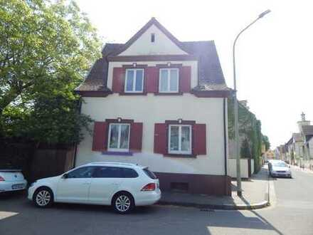 TOP! Freistehendes 1 Familienhaus in Lu-Altrip