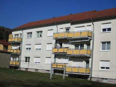 4 Zimmer- Wohnung in ruhiger Wohnlage mit 2 Balkonen-bezugsfrei !