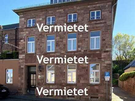 4-Zimmer-DG-Wohnung mit Terrasse und Einbauküche in Nideggen