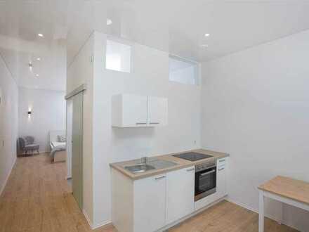 Tolle, neuwertige 1,5-Zimmer-Wohnung mit Einbauküche in Freiburg im Breisgau